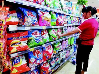 宜昌无磷洗涤消费市场调查 买洗衣服你看这标识吗