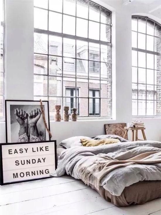 最爱北欧风 9个素雅迷人的北欧卧室