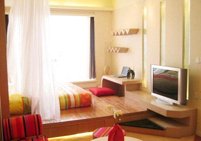 5平米小卧室装修图 看一眼就舒适图片
