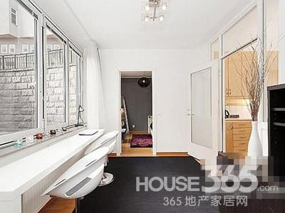 90平米小户型装修样板房