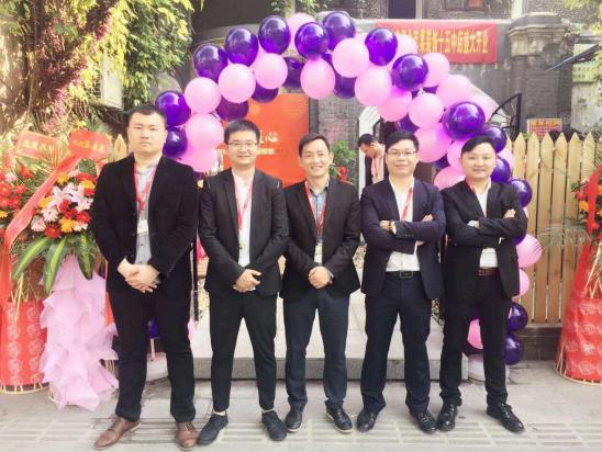 金苹果装饰入驻中南商圈 VR体验+情怀牌角逐老牌企业