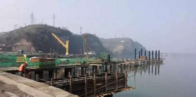 不再是纸上谈兵 三峡国际邮轮中心已开建