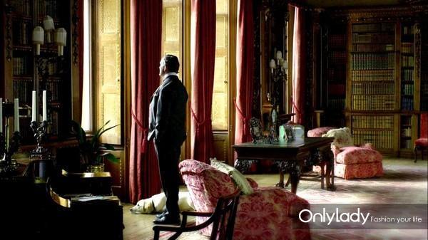 餐桌礼仪-比 唐顿庄园 更美更奢华的英剧你知道吗