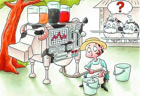 儿童牛奶含多种添加剂 会加重孩子肝肾负担