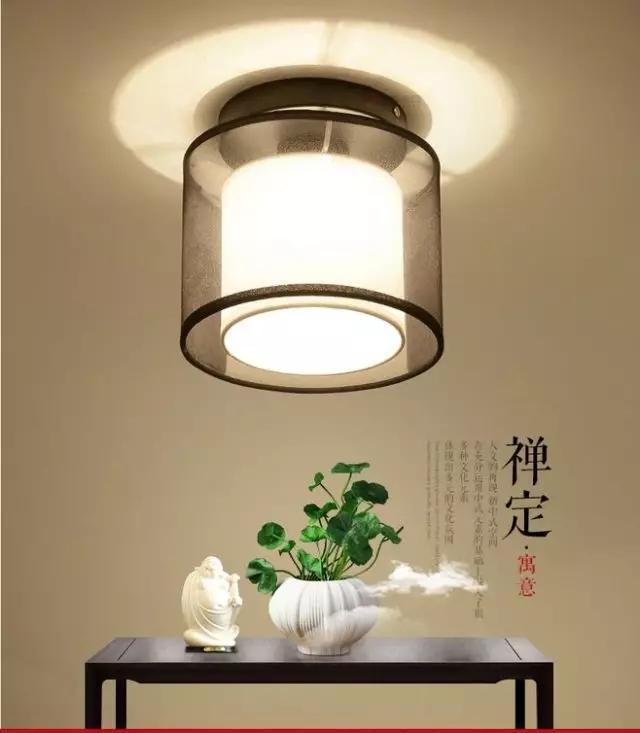 家居装饰中式灯 用文化创造氛围