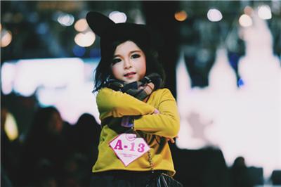CIP国际少儿模特明星盛典 荆州赛区正式起航