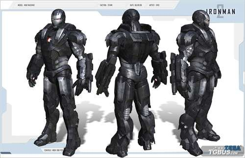 研究制造了类似的盔甲 高清图片