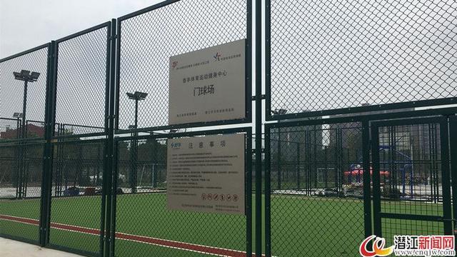 好消息!潜江泰丰体育运动健身中心7月上旬竣工