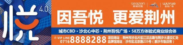 区域腾飞成就无限价值 荆州吾悦广场谱繁华新篇章