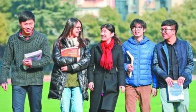 外校3人被牛津大学录取 1人斩获180万元奖学金