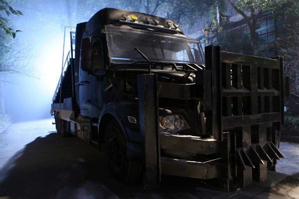 好莱坞顶级导演中国执导4D电影《极速飙车》