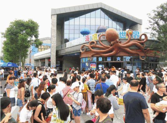 """江南in巷""""海洋文化节""""落幕 漫调商业公园完美呈现"""