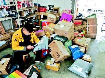 潜江这个村厉害了 双11购买量位居全国农村第三