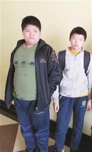寻人:江夏两少年黄良瀚和魏祖存结伴离家出走8天 至今未归