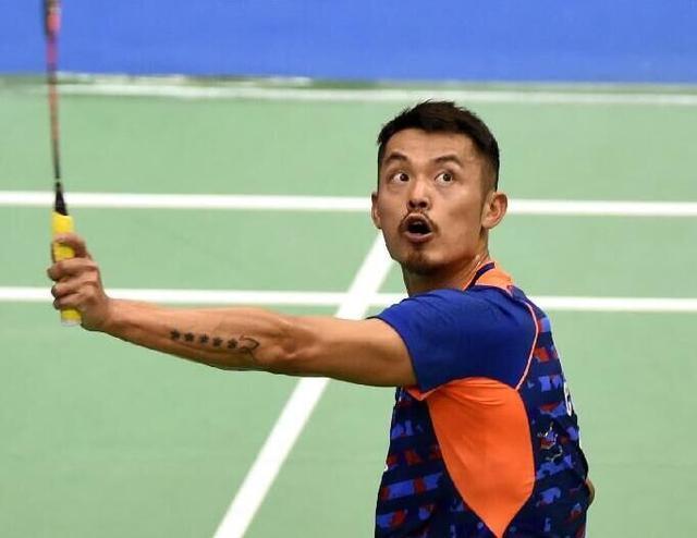 林丹爆冷负香港选手止步16强 单局得分不过10