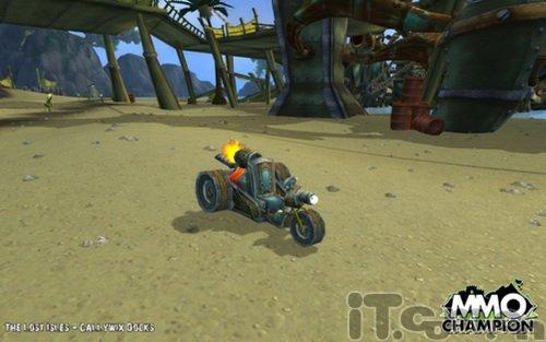 《魔兽世界:大坐骑》地精摩托车图纸曝光净水器10灾变吨一体化图片