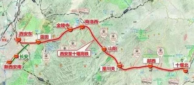 湖北铁路规划出炉 涉及武汉襄阳荆门宜昌等多地