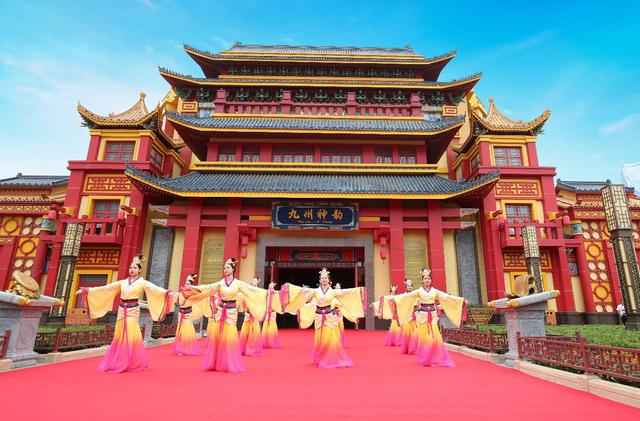 荆州方特预售开启 一票畅玩41大主题项目