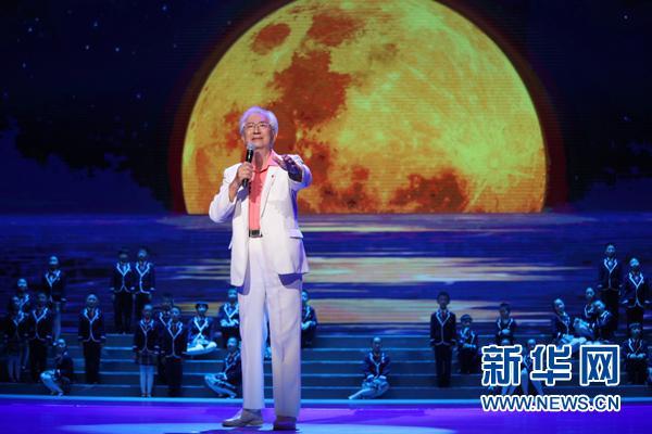 """第五届中国诗歌节开幕 朗诵名家""""诗颂中华"""""""