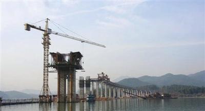 壁斥巨资建芳世湾大桥 解决10万移民出行难
