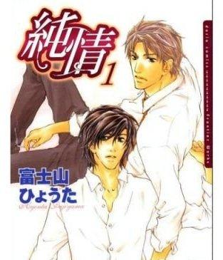 耽美漫画《纯情》真人版电影日本公映