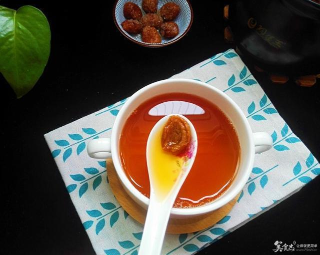 冬天干燥易感冒 来一碗杏干糖水治愈