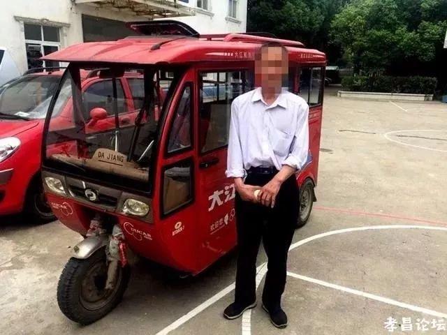 孝昌一男子违法驾车上路 将面临扣25分的处罚