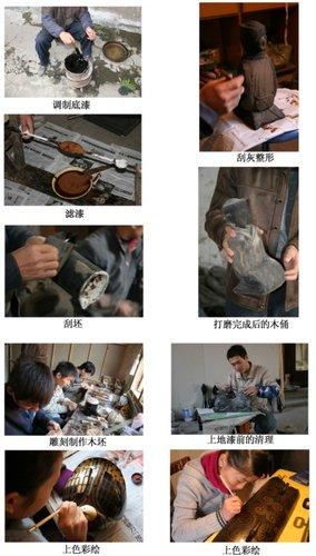 荆楚非物质文化遗产寻根之旅 探访项目介绍
