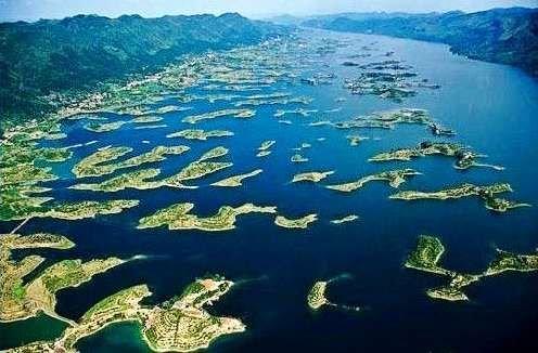 岛湖_仙岛湖