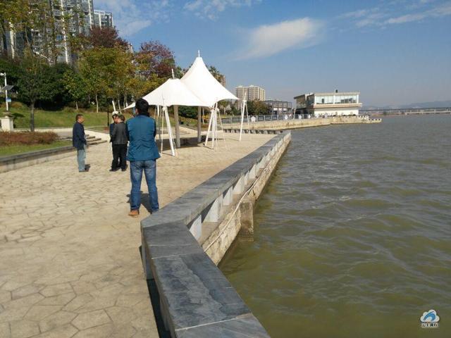 大冶市迅速排查尹家湖水面红色污染物 调查结果公布