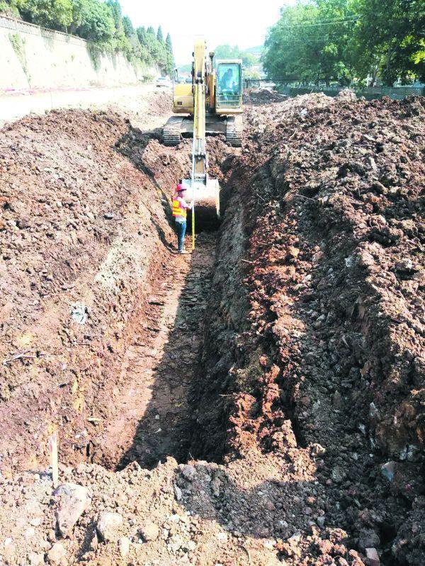 荆门泉口西路延伸段项目有序推进中 预计10月通车