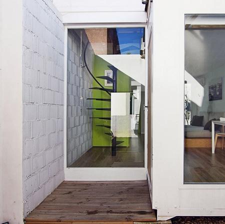 小空間大感覺 西班牙集裝箱變移動建築