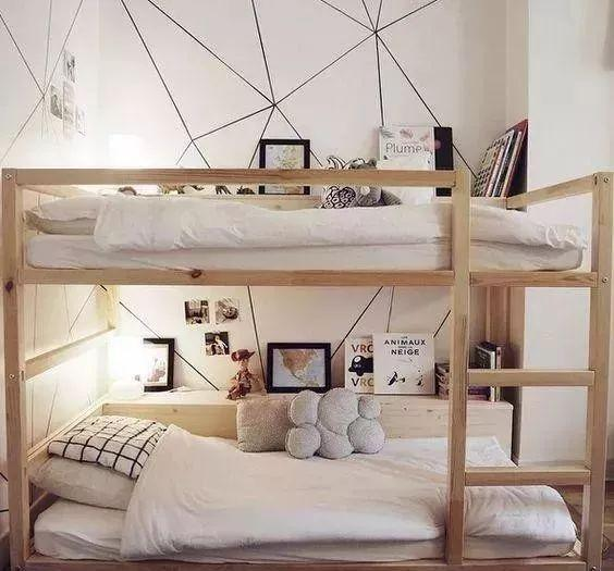 问答丨儿童房设计成上下床好不好?专家分析完吓一跳,还好装修前看到了