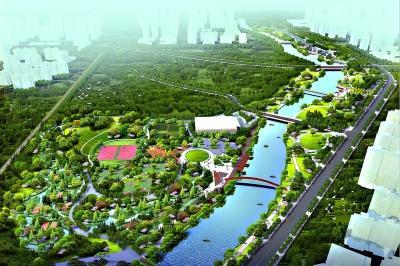 巡司河下月底前通水 明年5月为武昌新添亲水长廊