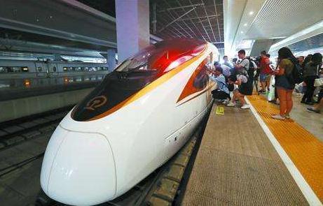 复兴号动车下月运行 武汉至九江仅需一小时