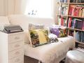 简洁的单身公寓设计 圆你美美田园梦