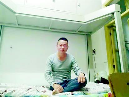 小伙首次考取大学时不幸患癌 截肢后再度高考圆梦