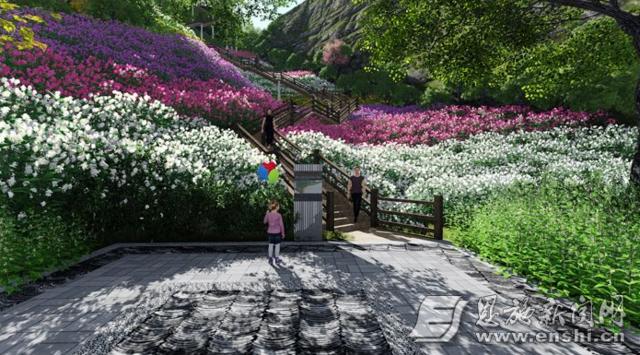 恩施州城挂榜岩将建一座历史文化公园