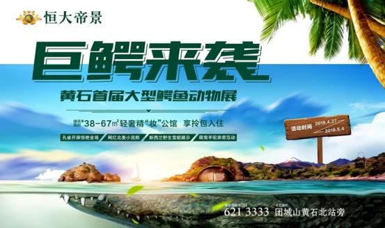 黄石泰式鳄鱼表演萌宠来袭 门票免费送