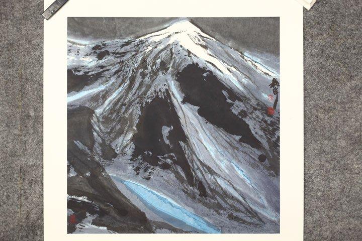远山 创作于2012年