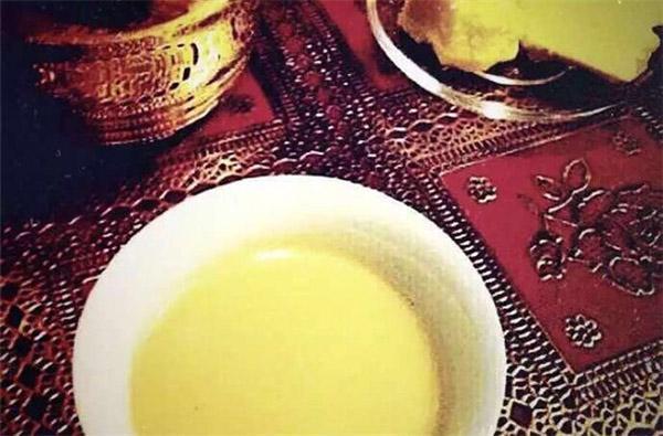 一碗酥油茶给人不同的力量