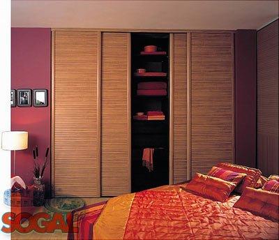 卧室衣柜装修效果图 精致家居必备