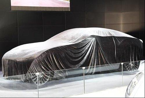 新款阿斯顿马丁的发布是基于为了纪念英国汽车制造厂,这是高清图片