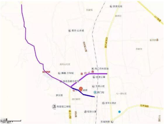 2月9日起 荆门这些地方高峰时段禁止货车通行