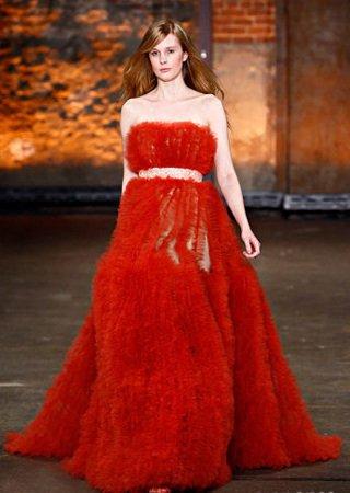 冬季新娘礼服最佳选图片