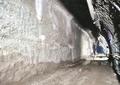 地铁纸坊线隧道昨日全线贯通 穿越4345个溶洞