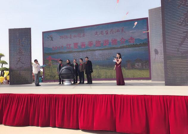2017江夏旅游局首发8条春季生态自驾赏花线路