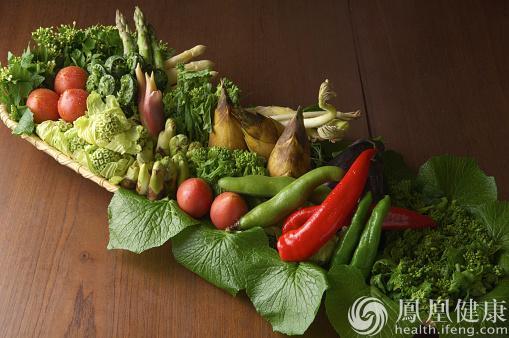 6大食物成体内排毒高手