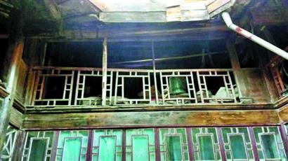 棚户区改造拆出清代商用建筑 荆州市将实地查看