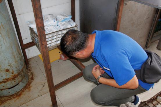 荆州市疾控中心团委赴服务基地开展志愿服务